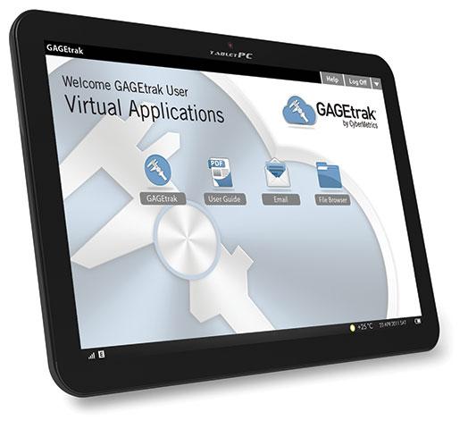 GAGEtrak Cloud - Hosted Calibration Management Software