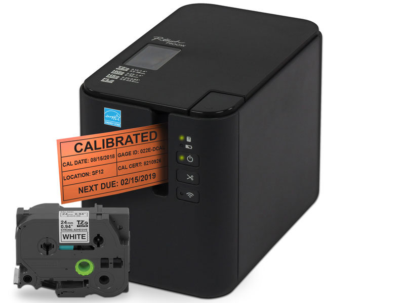 GAGEtrak Calibration Label Kit