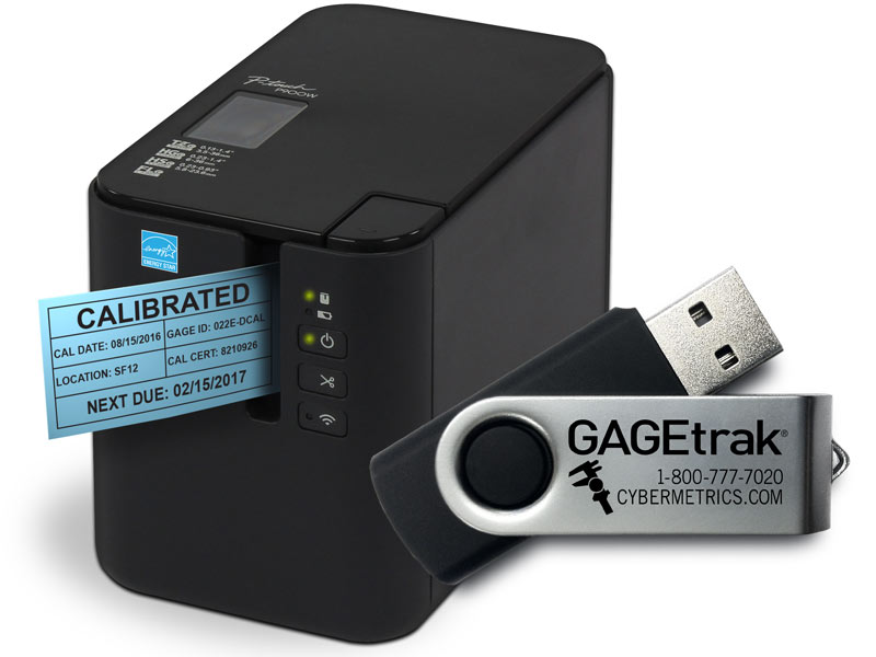 GAGEtrak Total Calibration Solution